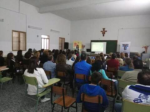 charla franciscanos