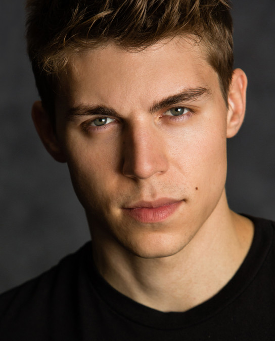 Nolan Gerrard Funk (Counterpart, Truth or Dare, Major Crimes, Dear White People)