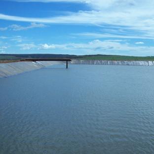 Lagoa para Irrigação