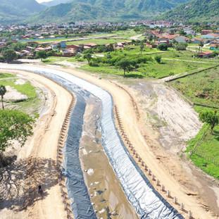 Canal de Adução - Itapipoca-CE