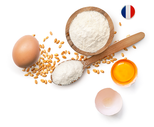 OhOui ! oeufs, farines origine France
