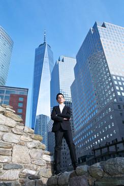 Mitzvah portrait NYC