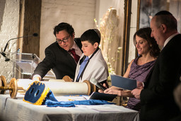 Mitzvah Service