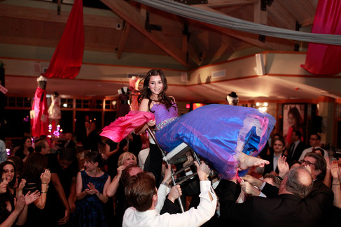 Bat Mitzvah up in air
