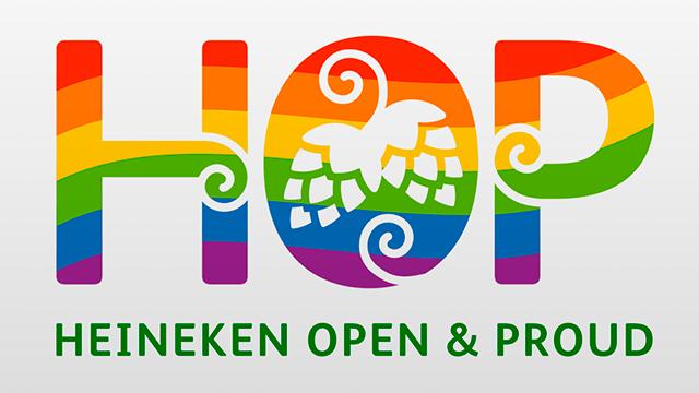 HEINEKEN Open & Proud