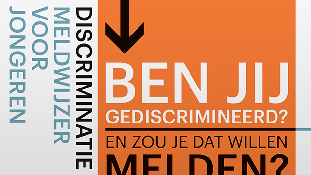 Discriminatie meldwijzer