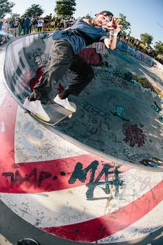 Clay Kreiner Tail Slide