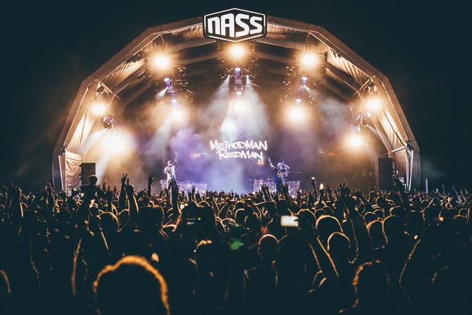 Nass Music festival Shoot