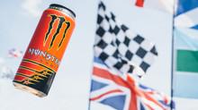 Monster Sampling Silverstone F1