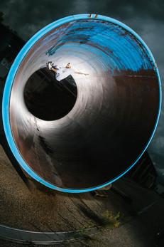 Clay Kreiner Stalefish full pipe Austria