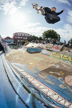 Clay Kreiner stalefish Dean Lane Skatepark Bristol