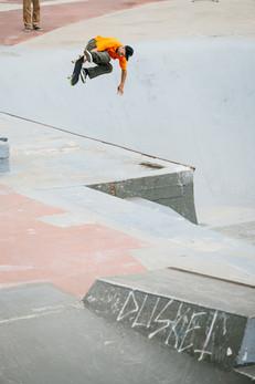 Sam Beckett Kickflip Melon