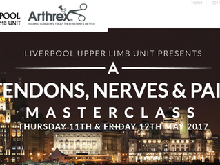 Tendon, Nerves and Pain Master Class