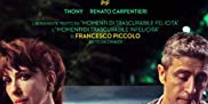 Italian Film Night - Momenti di Trascurabile Felicità