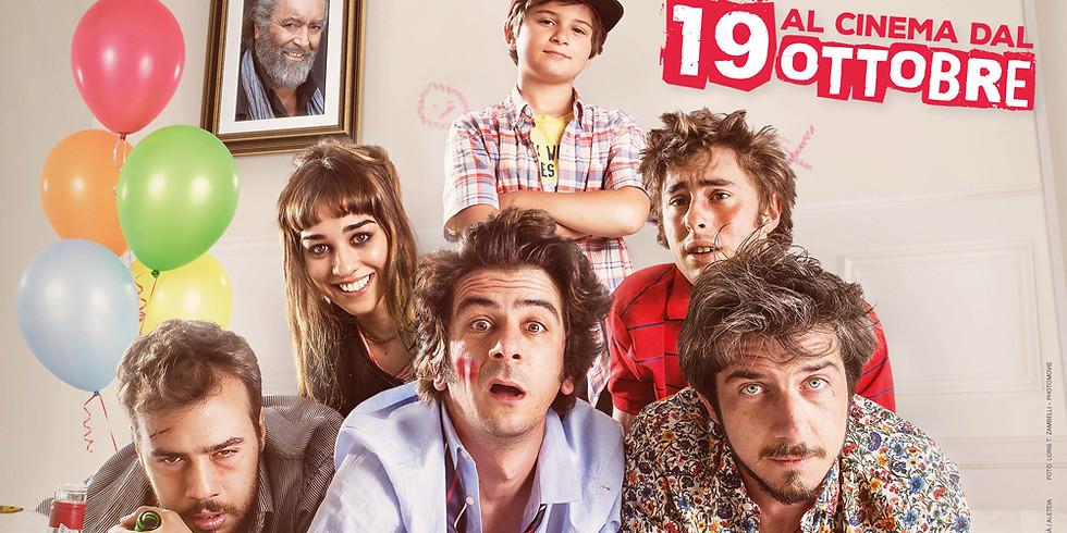 Italian Film Night - I Babysitter