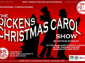 The Dickens Christmas Carol Show (2013)