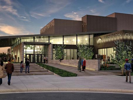 West Jordan mayor announces groundbreaking for cultural arts facility