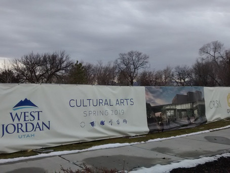 Construction on future cultural arts center delayed