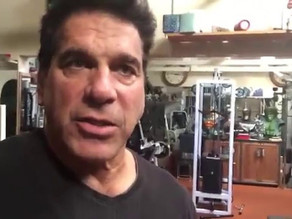 """Lou Ferrigno set to make musical debut in """"Curtains"""""""