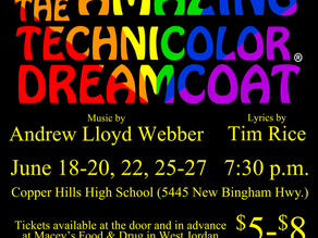 Joseph and the Amazing Technicolor Dreamcoat (2015)