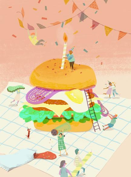 Happy Burger Day