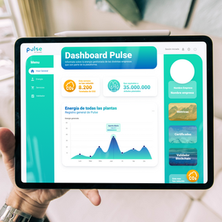 Dashboard Pulse