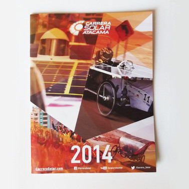Revista Carrera Solar Atacama