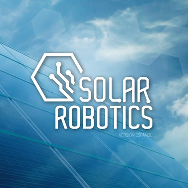 Identidad de marca Solar Robotics