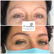 Phibrows Microblading Suffolk Ipswich _K
