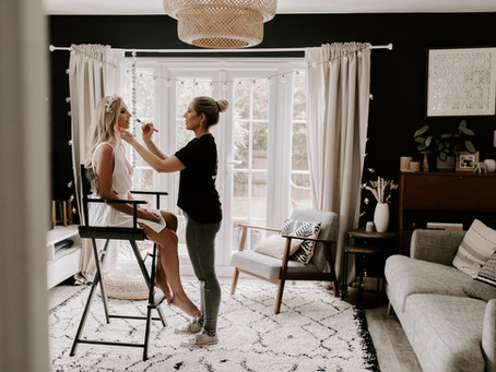 How to prepare for your bridal makeup trial