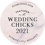 2021featuredbadge_weddingchicks_emilycha