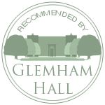 Recommended by Glemham Hall_emilychantal