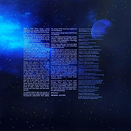 All Over The World LP Inlay Side 2