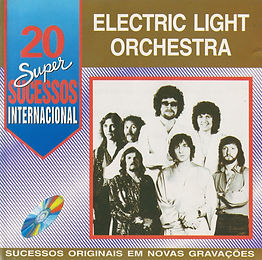 Electric Light Orchestra ‎– 20 Supersucessos Internacional