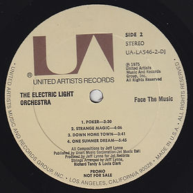 Face The Music UA-LA546-1-DJ Side 2