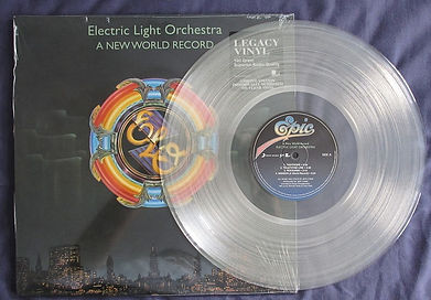ELO - A New World Record Reissue 2015