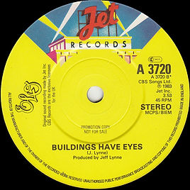 Buildings Have Eyes JET A 3720