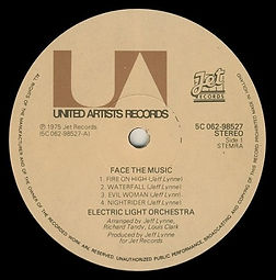 ELO Face The Music - 5C 062-98 527