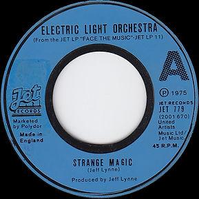 Strange Magic Jet 779