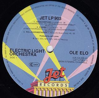 OLE ELO JET LP 903