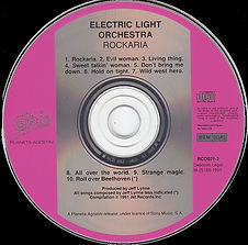 Electric Light Orchestra - Rockaria