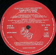 ELO - 4 Light Years