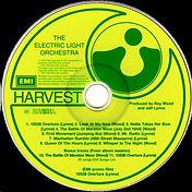 ELO First Light CD 1st UK 7243 5 33372 0 9