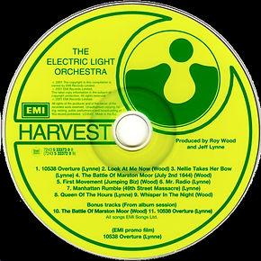 ELO First Light CD