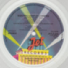 ELO - On The Third Day JetLP 202 / 30091