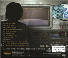 ELO Mr Blue Sky - Promo