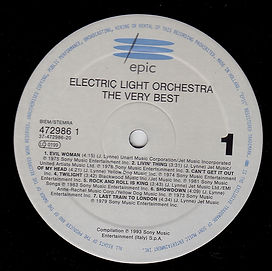 The Very Best Of ELO - EPC 472986 1
