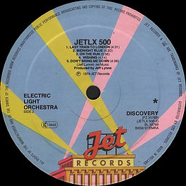 Discovery JET LX 500