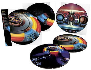 Out Of The Blue - Picture Disc - 88985456161