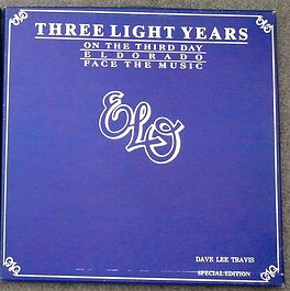 ELO 3 Light Years Promo Box Set - 1978